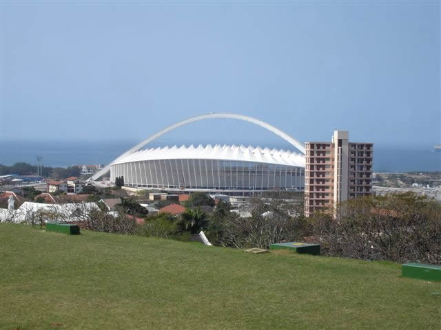 Durban Soccer Stadium The Moses
